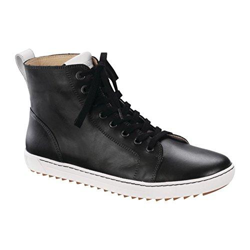 Birkenstock Women's Bartlett Black Leather Sneaker 42 (US