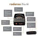 Radenso Pro M Radar Detector with Reduced False