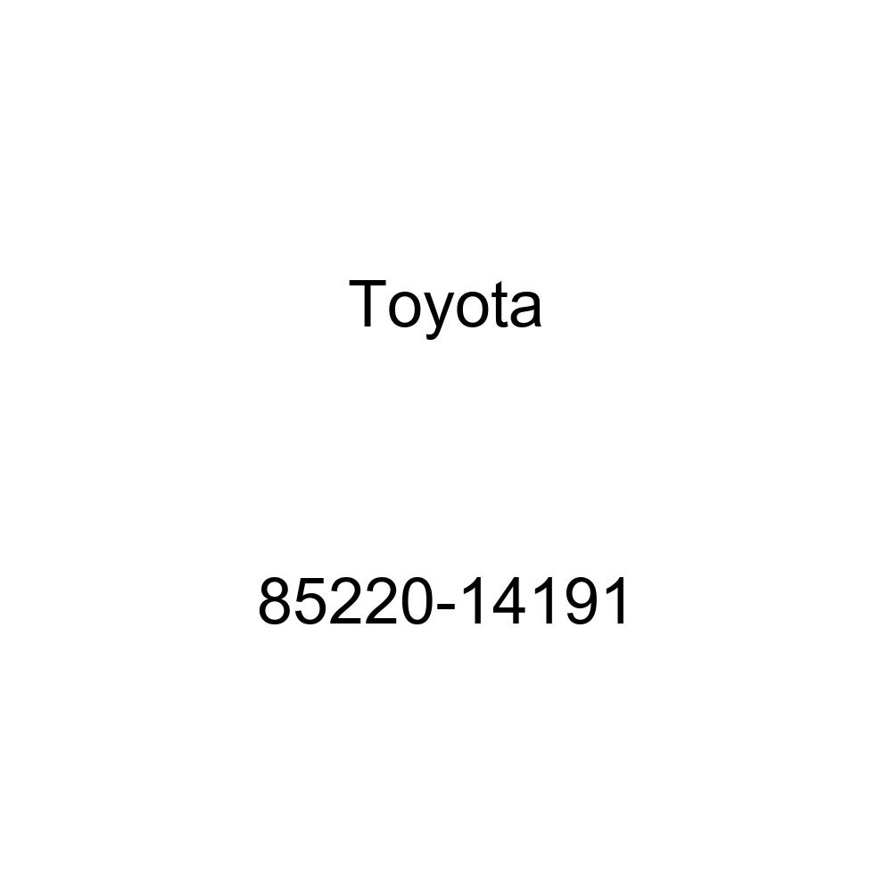 Genuine Toyota 85220-14191 Windshield Wiper Blade Assembly