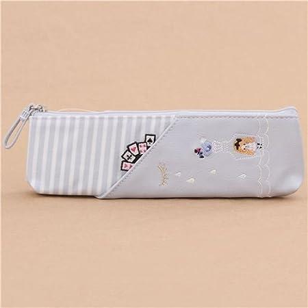 Estuche bolso gris Alicia País Maravillas de Q-Lia Japón: Amazon.es: Juguetes y juegos