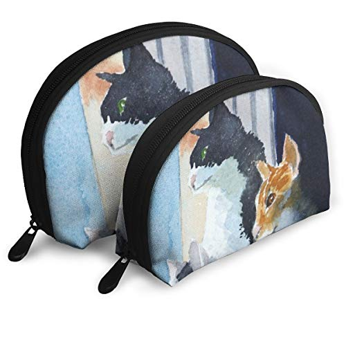 Child Goods Cats Multi-Functional Portable Bags Clutch - Pak Clutch