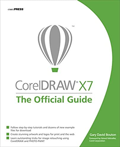 coreldraw x7 the official guide kindle edition by gary david rh amazon com