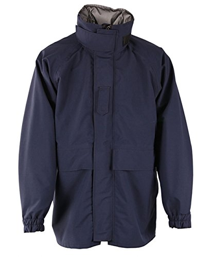Weather Jacket Foul Cloth (Propper Polartec Jacket/Foul Weather Liner II, Navy, SXL)
