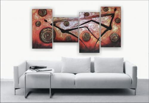 Modern Abstract Art Oil Painting STRETCHED READY TO HANG OPZ-4-27