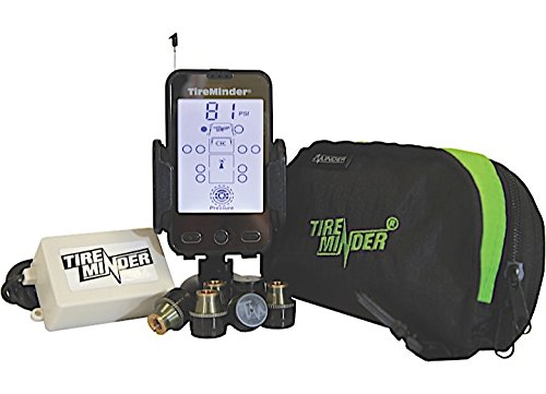 <br/>TireMinder A1A Tire Pressure Monitoring System (TPMS) with 6 Transmitters for RV, Motorhomes