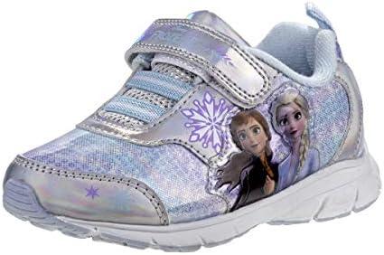 Disney Frozen 2 Girls Fashion Sneakers