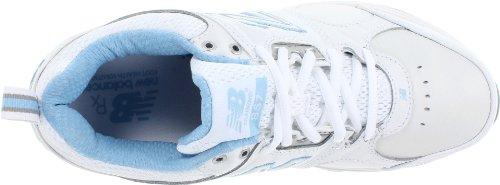 mujer Balance Azul zapatos capacitación Blanco nbsp;la la WX857 New de xYdwBqPwaf