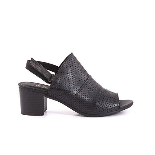 Rouge - Zapatos con correa de tobillo Mujer negro
