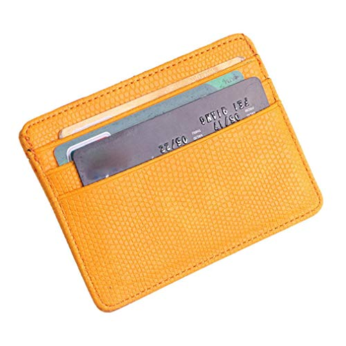 Card Vpass Package Casual Fashion Pattern Bag Backpacks Lightweight Lichee Holder Yellow Beach Foldable Bank Purse Coin Women TrPvwqxT