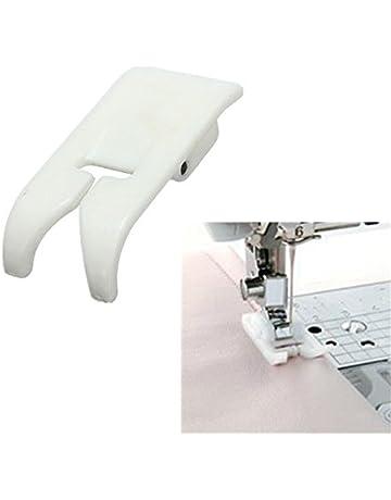 Global Brands Online Máquina de Coser Teflón de Plástico Presilla Ultra Zigzag