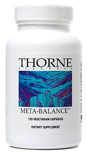 Thorne Research - Meta-Balance - Nutritional Support for Women During Menopause - 120 Capsules (Capsules 120 Balance)