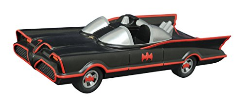 Diamond Select Toys Batman Classic 1966 TV Series: Batmobile Vinyl Bank Statue