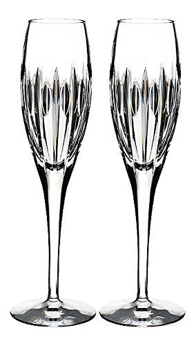 Waterford Mara Flute Set of 2
