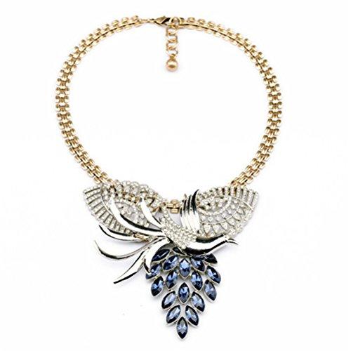 Uwant Jewelry 2014 Vintage Retro Women Lady Fashion Necklace - un00712