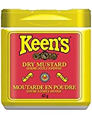 Keen's Genuine Double Superfine, Dry Mustard, 43g