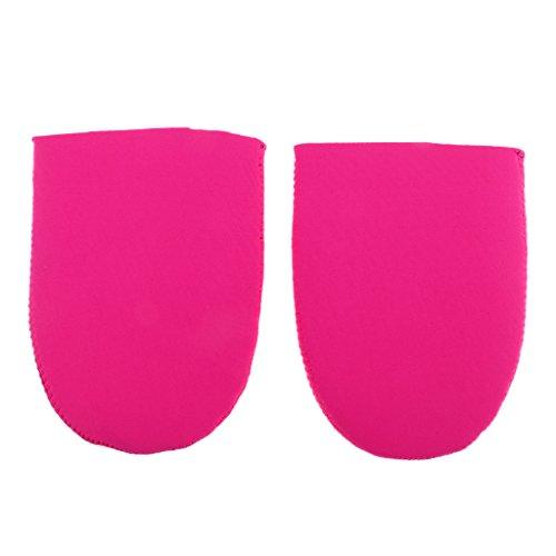 Calzado de Color Neopreno Calcetines 1 de Par de de Deportes Rosa Accesorio Dolity Suministros wEAaq8n77