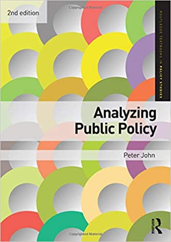 Analyzing public policy routledge textbooks in policy studies analyzing public policy routledge textbooks in policy studies amazon peter john 9780415476270 books fandeluxe Images