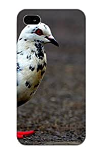 meilinF000New Premium Honeyhoney Animal Pigeon The Spotted Pigeon Skin Case Cover Design Ellent Fitted For ipod touch 4 For LoversmeilinF000