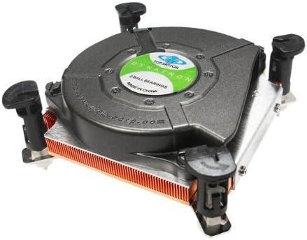 Dynatron K2 - Ventilador de PC (Enfriador, Procesador, 7,5 cm ...