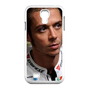 Valentino Rossi Samsung Galaxy S4 9500 Cell Phone Case White Phone cover M8820569