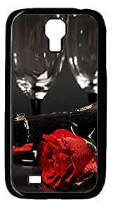Beauty in Your Life Hard Cover Back Case For Samsung Galaxy S4,Soft TPU Back Case Cover for Samsung Galaxy S4 i9500