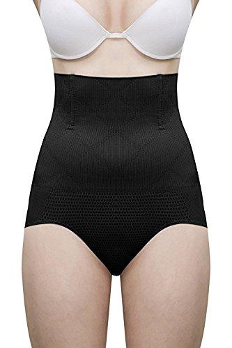 4dd6393fe39 MULTIFARIOUS Magic Wire No Rolling Down Tummy Tucker Women s Shapewear  (Free Size) (Black