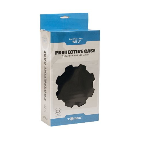 Tomee Wii U Protective Case for GamePad - Black