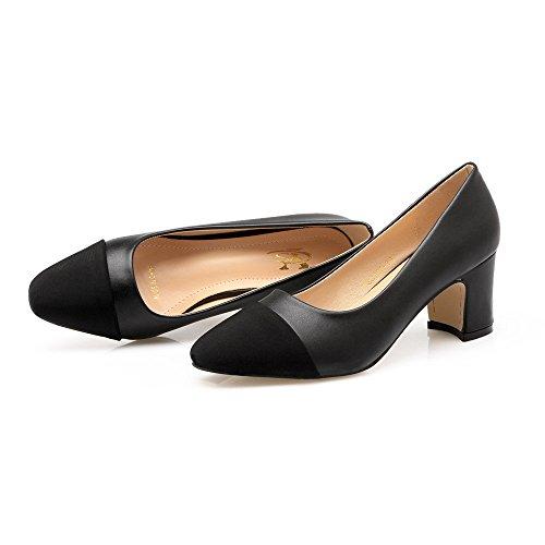 Avec Talons Sandales 1color Chaussures Plates Et Bicolores Hauts CtIq4