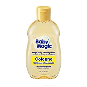 amazon   baby magic cologne 7 ounce bottle health