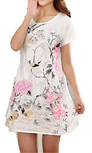Curry Girl Nightshirts Chemises Sleepwear