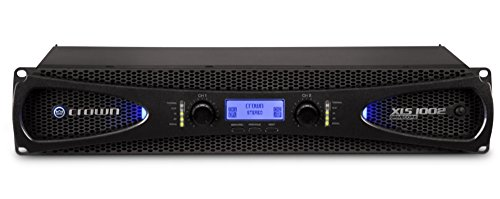 Crown XLS1002 Two-channel, 350W at 4Ω Power Amplifier by Crown