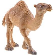 Jili Online Realistic Animal Model Figurine Action Figures Kids Playset Toy Camel