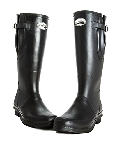 Month Calendared Foot Warmth Natural For Boots Shock 13 9 Delivery 12 Rubber Lined Men's Rockfish Including Black Matt Free Winning Absorbent Size Wellingtons Finish Uk Guarantee Bed Award va7Pwqg8xP