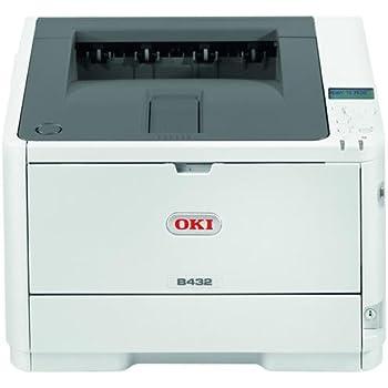 amazon com oki data b431d black digital mono printer with duplex rh amazon com oki b431 service manual oki b431 user manual