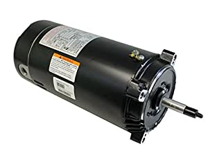 Century Electric UST1152 1 1/2-Horsepower Up-Rated Round Flange Replacement Motor (Formerly A.O. Smith)