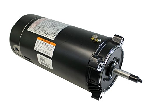 A.O. Smith UST1102 1HP 115/230V NEMA C-Face Pool Filter Motor (Motor 56j Replacement)