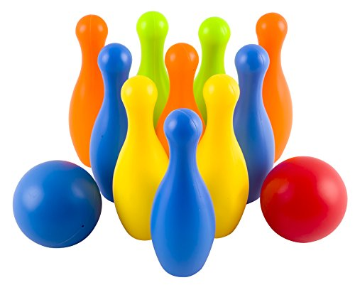 colored bowling pins - 2