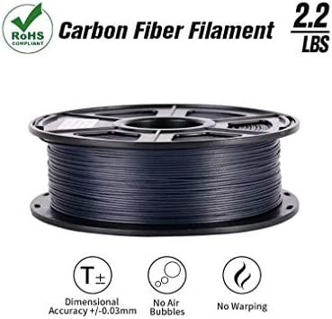 SunTop - Filamento PLA de fibra de carbono para impresora 3D ...