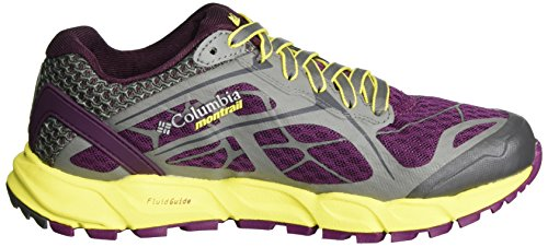 Columbia Caldorado Ii Ladies Scarpe Da Corsa Multicolore (dark Lampone / Autzen 520)