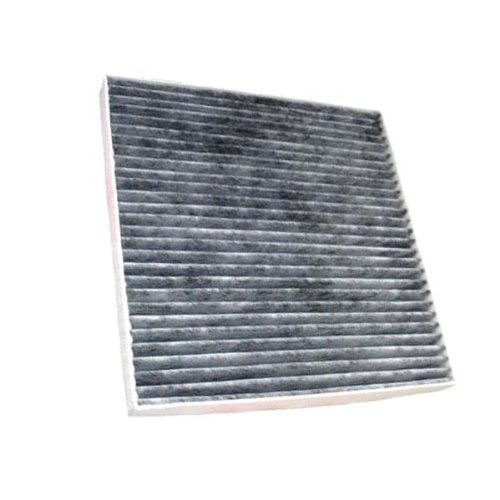 HQRP Cabin Air Filter for Audi A4 2002 / 2003 / 2004 / 2005 / 2006 / 2007 / 2008 Activated Charcoal Microfilter plus HQRP UV Meter