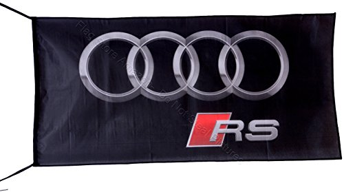 Audi Flag Banner RS 3 X 5 ft