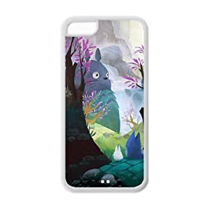 LJF phone case Custom Classics Japanese Cartoon Chinchilla Design TPU Case Protector For ipod touch 5