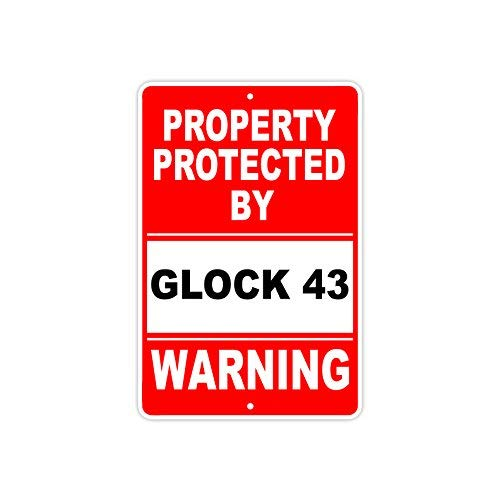 house protected by glock - 3