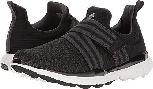 adidas Women's Climacool Knit Golf Shoe, Black, 5 M US