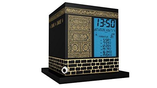 Mirac Azan Ka'aba Clock by MIRAC