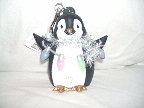 Bath & Body Works PocketBac Holder Light Up Garland Penguin (Holders Garland)