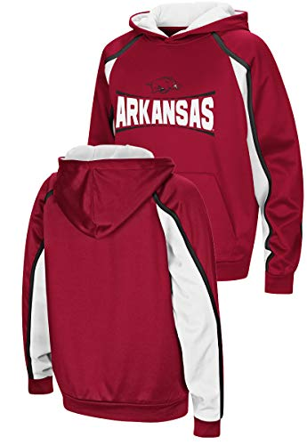 cd62af8a9f Colosseunm NCAA Youth Hook   Lateral Synthetic Hoodie Sweatshirt