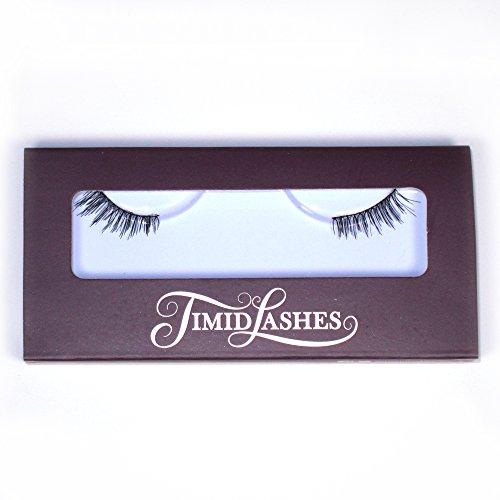 Tipsy by Timid Lashes | Natural Premium Quality Partial False Eyelashes