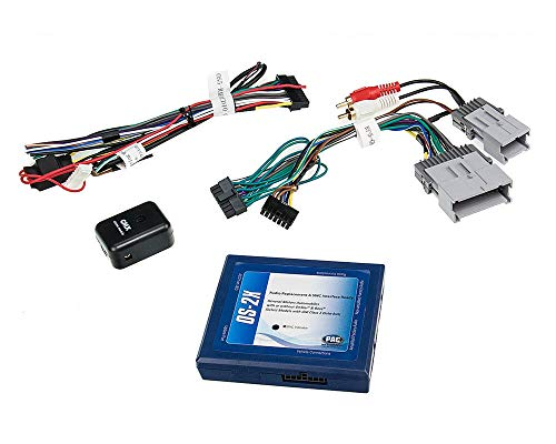 (GM Car Stereo Radio Installation Install Wiring Harness Interface Bose + Onstar)