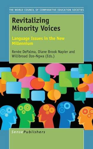 Revitalizing Minority Voices: Language Issues in the New Millennium (World Council of Comparative Education Societies) pdf epub